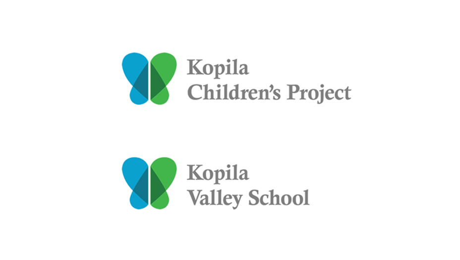 TristanTreg Kopila Valley School Children's Project Nepal logo portfolio